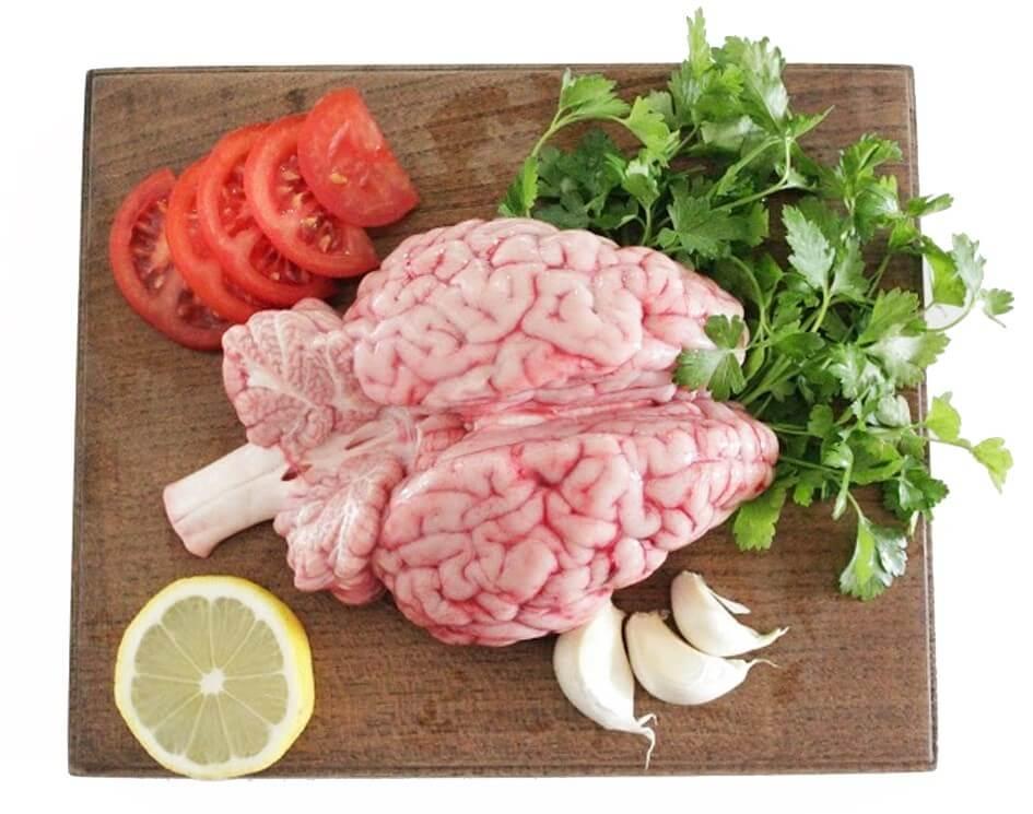 çiğ beyin
